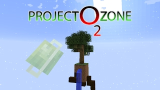 Project Ozone 2 Kappa Mode - KAPPA MODE [E01] (Modded Minecraft Sky Block)