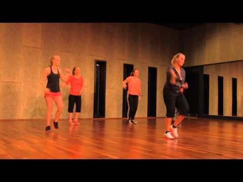 DanceFit: Sådan gør du -DGI Fit'n'Fun