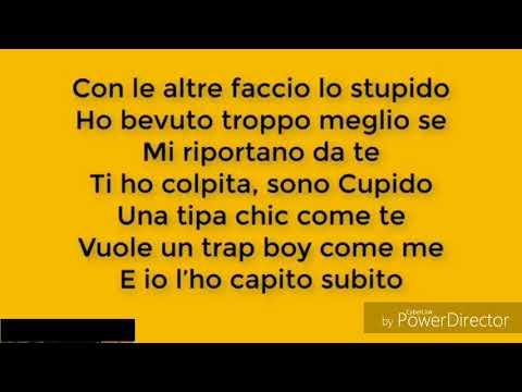 Cupido-Sfera Ebbasta ft. Qavo [Testo+traduzione in italiano] audio
