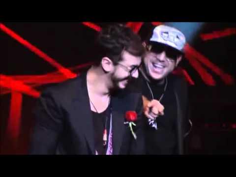 Saad Lamjarred Meditel morocco Music Awards
