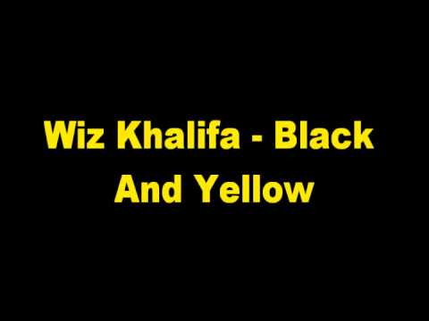 Wiz Khalifa - Black and Yellow RINGTONE!