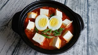 Món Ăn Ngon - CANH KIM CHI CẢI THẢO Hàn Quốc