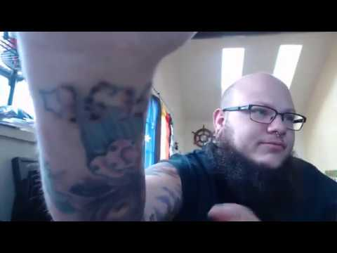 VLOG:Tattoo Removal With Neo Mag Light: Episode 5