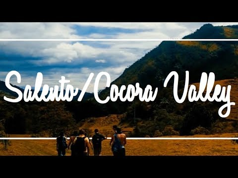 MEMORIES - Salento/Cocora Valley COLOMBIA - Felipe Valencia