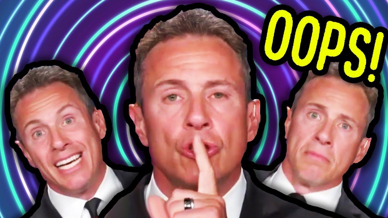 OOPS: CNN's Cuomo Admits He Spread Cornoavirus