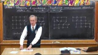 Урок 211. Дефекты в кристаллах. Управление механическими свойствами материалов