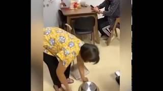 FUNNY   Kitchen matryoshka(không biết nói j)