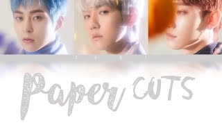 Download Paper Cuts - EXO-CBX [JPN/ROM/ENG COLOR CODED LYRICS]