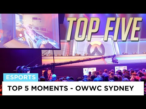 Top 5 Moments of OWWC Sydney 2017 | screenPLAY