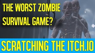Diseased 2 - The Worst Zombie Survival Game? | Scratching The Itch.io