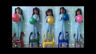 Mainan dan lagu anak anak l 2# اللغة الانجليزية اغنية الحروف الانجليزية للاطفال العاب اطفال تعليمية