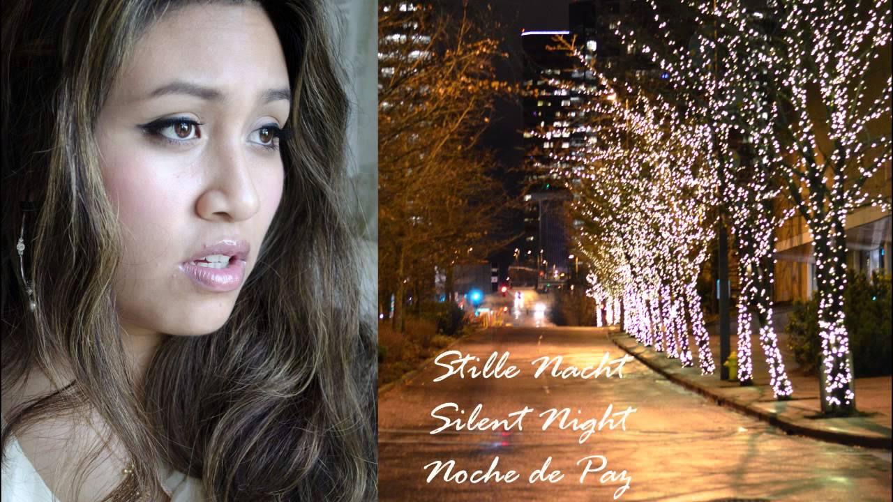 Gisella - Stille Nacht  Silent Night  Noche de Paz