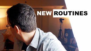 Relevância nesses novos tempos | Quarentena e as novas rotinas no estúdio de casa
