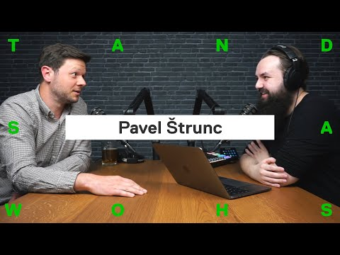 Pavel Štrunc: názory na Twitteru mě nezajímají, studio CNN Prima NEWS vypadá dobře (podcast)
