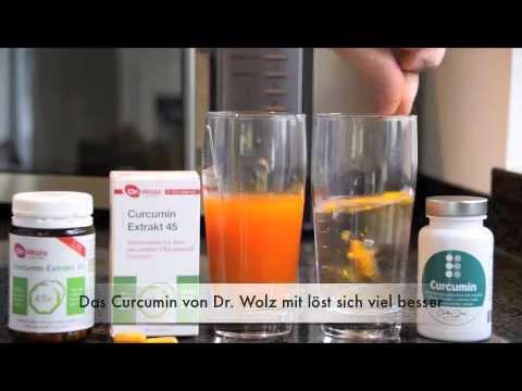 Bioverfügbarkeit Curcumin: Was ist besser - Piperin oder Cyclodextrin?
