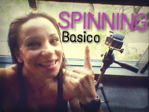 0124★ SPINNING 11: Sesion Basica para principiantes