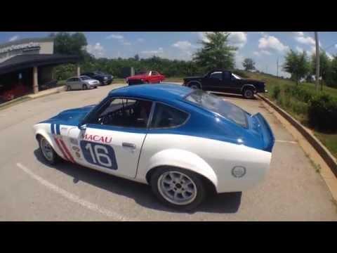 DIXIE DREAM CARS 1970 Datsun 240Z Vintage Race Car  YouTube