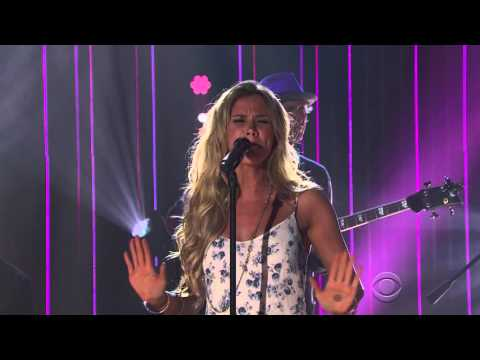 """The Late Late Show With James Corden: Joss Stone """"Let Me Breathe"""" (4-29-16) 🎧🎼🎵🎹🎷🎸🎤"""