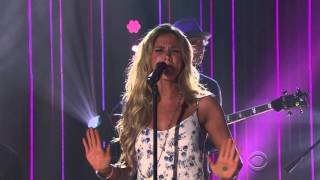 The Late Late Show With James Corden: Joss Stone