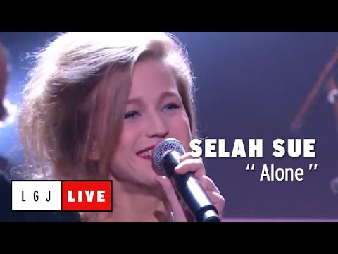Selah Sue - Alone - Live du Grand Journal