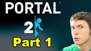 Portal 2 - INTRO - Part 1