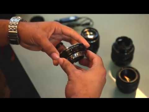 Walkthrough: Alternate Lenses on NX Cameras