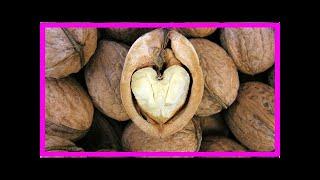 Les fruits à coques bons pour le cœur
