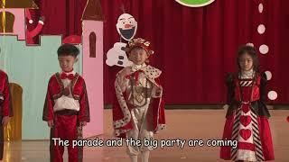 康寧英語幼兒園話劇 The emperor's new clothes