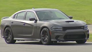 2015 Dodge Charger SRT Hellcat: World's fastest family car?