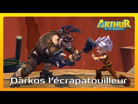 Arthur Et Les Minimoys Les Bonus Darkos L Ecrapatouilleur Youtube