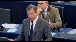 """Nigel Farage; """"Its Disgusting How The Germans Attacked Greek Prime Minister"""""""