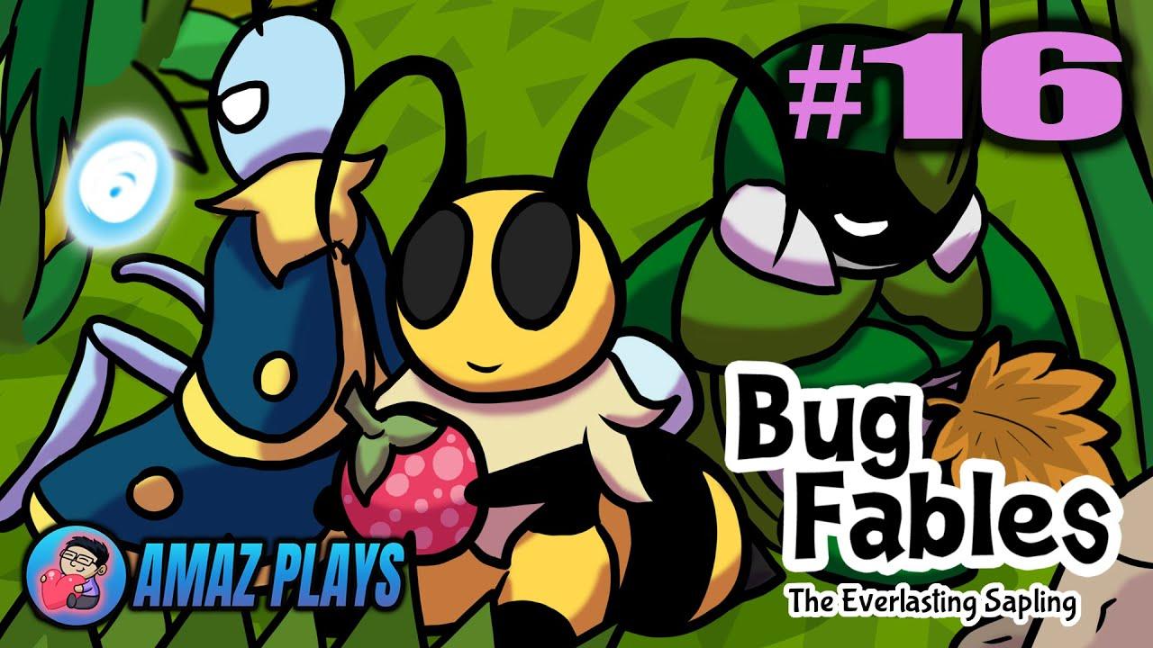 Bug Fables - P. 16 / Amaz Plays