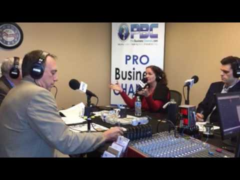 Buckhead Business Show - Leadership, Business Automation and How Money Works