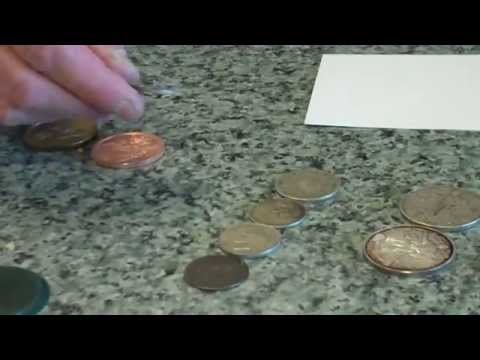 The Slide fails Viewer debunked Warning Copper identical result to Silver test