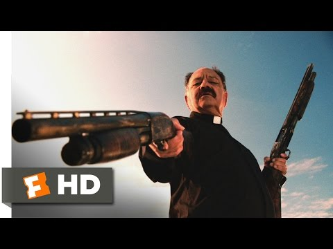 Machete 25 Movie CLIP  God Has Mercy, I Dont 2010 HD