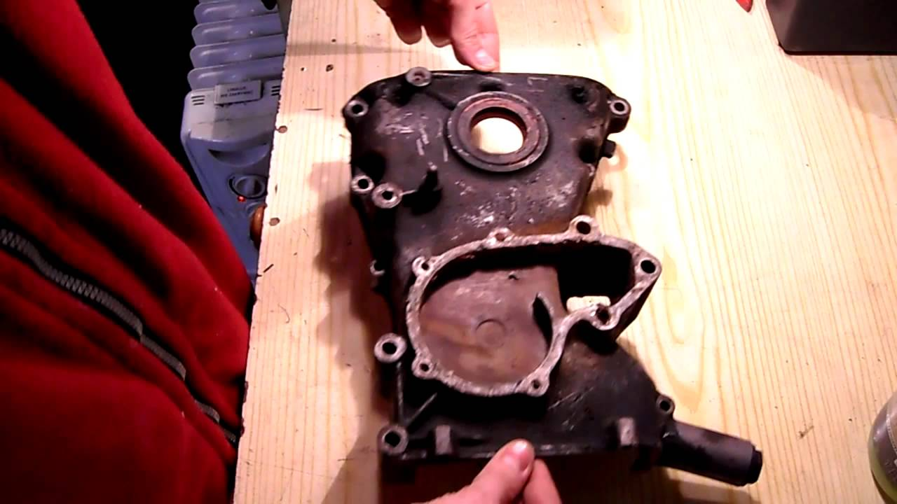 How to clean engine parts on a classic car? Parts restoration ...