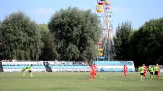 """Футбол """"Химик Россошь"""" - """"Химик Новомосковск"""" 1:4"""