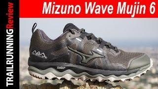 Mizuno Wave Mujin 6 Review - Renovación total para las ultreras de Mizuno