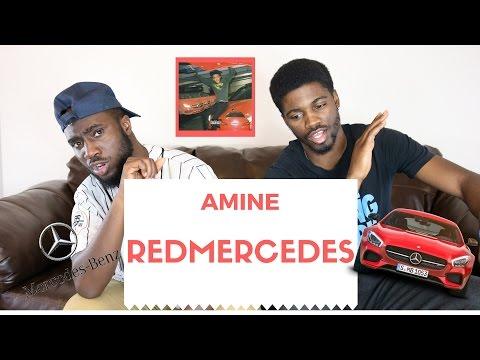 Aminé - REDMERCEDES Reaction