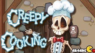 Creepy Cooking Gameplay - Halloween Cooking Game