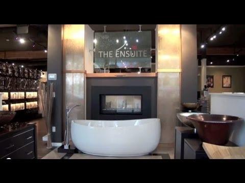 The Ensuite Bath Kitchen Showroom Youtube