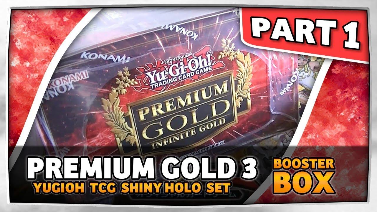 Yu-Gi-Oh YuGiOh LEGENDARY GOLD BOX 3BOX SET YuGiOh Card NEW
