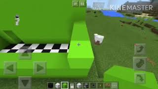 Minecraft Pocket Edition Creeper Kitchen 13