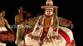 Kalyanasougandhikam In Kathakali Part 5, Invis Multimedia, DVD - YouTube2   !3.56.flv