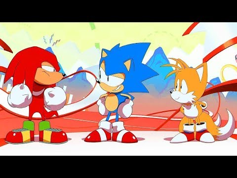 Sonic Mania Review: The Best Sonic Game Sega Never Made