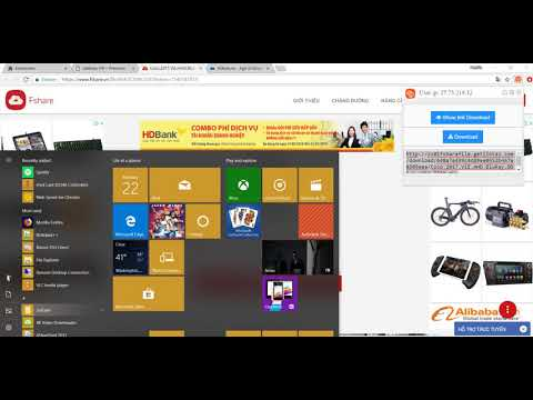 Download max Speed 4share và Fshare mới 2018 với Add on CHROME