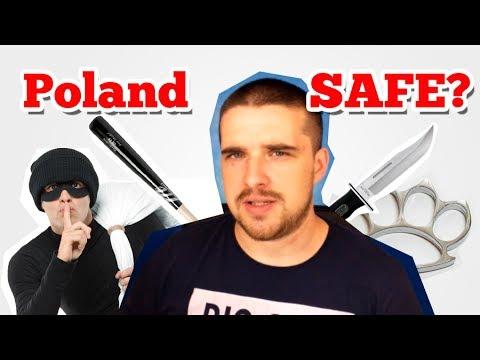 Is Poland a SAFE PLACE?