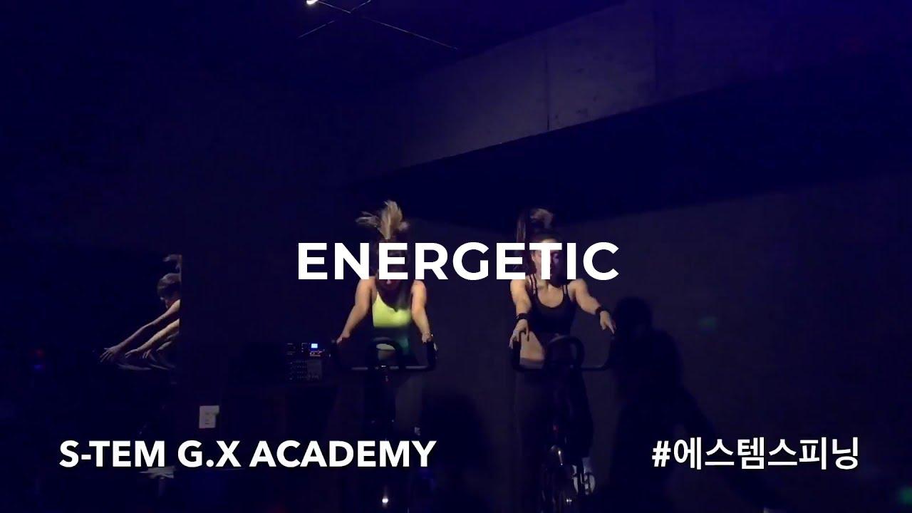 [에스템스피닝] Wanna One (워너원) - 에너제틱 (Energetic) 클라라쌤 조아쌤 커플스피닝 안무영상 Full ver