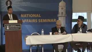 "2015 ""Day on the Hill"" & National Public Affairs Seminar"