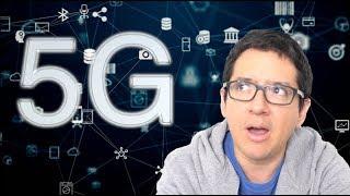 El Problema Con La Tecnología 5G